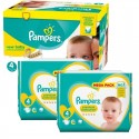 72 Couches Pampers New Baby Premium Protection taille 4 sur Sos Couches