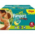 490 Couches Pampers Baby Dry taille 4 sur Sos Couches