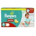 902 Couches Pampers Baby Dry Pants taille 4 sur Sos Couches