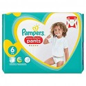 16 Couches Pampers Premium Protection Pants taille 6 sur Sos Couches