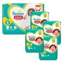 32 Couches Pampers Premium Protection Pants taille 6 sur Sos Couches