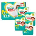 208 Couches Pampers Premium Protection Pants taille 6 sur Sos Couches