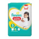 30 Couches Pampers Premium Protection Pants taille 5 sur Sos Couches