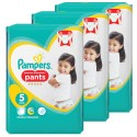60 Couches Pampers Premium Protection Pants taille 5 sur Sos Couches