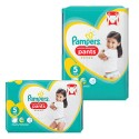 180 Couches Pampers Premium Protection Pants taille 5 sur Sos Couches