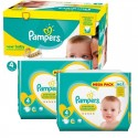 287 Couches Pampers Premium Protection taille 4 sur Sos Couches