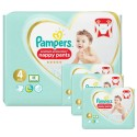 423 Couches Pampers Premium Protection Pants taille 4 sur Sos Couches