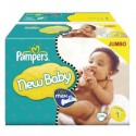 264 Couches Pampers Premium Protection taille 1 sur Sos Couches