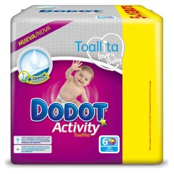 39 Couches Dodot Activity taille 6
