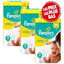 116 Couches Pampers Premium Protection taille 3 sur Sos Couches