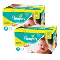 145 Couches Pampers Premium Protection taille 3 sur Sos Couches
