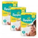 174 Couches Pampers Premium Protection taille 3 sur Sos Couches