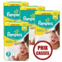 203 Couches Pampers Premium Protection taille 3 sur Sos Couches