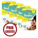 464 Couches Pampers Premium Protection taille 3 sur Sos Couches