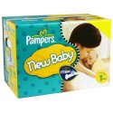 280 Couches Pampers Premium Protection taille 1 sur Sos Couches