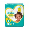 68 Couches Pampers Premium Protection taille 5 sur Sos Couches