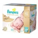 104 Couches Pampers Premium Care taille 1 sur Sos Couches