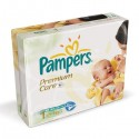 312 Couches Pampers Premium Care taille 1 sur Sos Couches