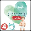 58 Couches Pampers Harmonie Pants taille 4 sur Sos Couches