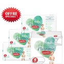 232 Couches Pampers Harmonie Pants taille 4 sur Sos Couches
