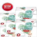 406 Couches Pampers Harmonie Pants taille 4 sur Sos Couches