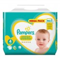 24 Couches Pampers Premium Protection taille 4 sur Sos Couches