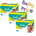 192 Couches Pampers Premium Protection taille 4 sur Sos Couches