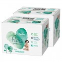 110 Couches Pampers Pure Protection taille 3 sur Sos Couches