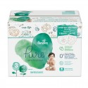 440 Couches Pampers Pure Protection taille 3 sur Sos Couches
