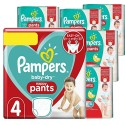 60 Couches Pampers Baby Dry Pants taille 4 sur Sos Couches