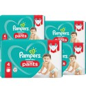 210 Couches Pampers Baby Dry Pants taille 4 sur Sos Couches