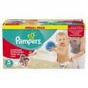 100 Couches Pampers Easy Up taille 5 sur Sos Couches