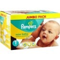 280 Couches Pampers New Baby taille 1 sur Sos Couches