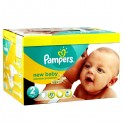 279 Couches Pampers New Baby Premium Protection taille 2 sur Sos Couches