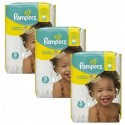 90 Couches Pampers New Baby Premium Protection taille 5 sur Sos Couches