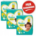 270 Couches Pampers New Baby Premium Protection taille 5 sur Sos Couches