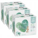 540 Couches Pampers Pure Protection taille 2 sur Sos Couches
