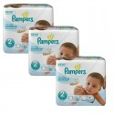 240 Couches Pampers New Baby Sensitive taille 2 sur Sos Couches
