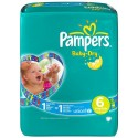 84 Couches Pampers Baby Dry taille 6 sur Sos Couches