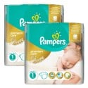 44 Couches Pampers New Baby Premium Care taille 1 sur Sos Couches