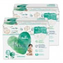 44 Couches Pampers Pure Protection taille 3 sur Sos Couches