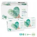 210 Couches Pampers Pure Protection taille 1 sur Sos Couches
