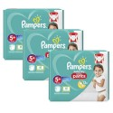238 Couches Pampers Baby Dry Pants taille 5+ sur Sos Couches