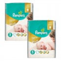 Maxi giga pack Couches Pampers Premium Care taille 5 sur Sos Couches