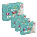 198 Couches Pampers Baby Dry Pants taille 4+ sur Sos Couches