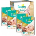 44 Couches Pampers New Baby Premium Care taille 2 sur Sos Couches