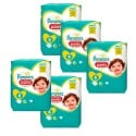 74 Couches Pampers Premium Protection Pants taille 6 sur Sos Couches