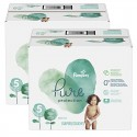 323 Couches Pampers Pure Protection taille 5 sur Sos Couches