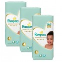 340 Couches Pampers New Baby Premium Care taille 4 sur Sos Couches