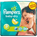 Pack 38 Couches Pampers Baby Dry sur Sos Couches